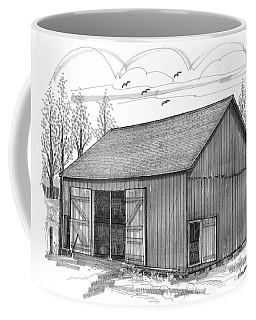 The Lawrence Barn Coffee Mug