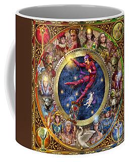 The Legacy Of The Devine Tarot Coffee Mug