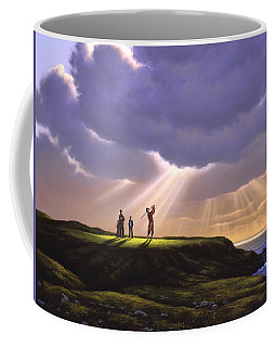 The Legend Of Bagger Vance Coffee Mug