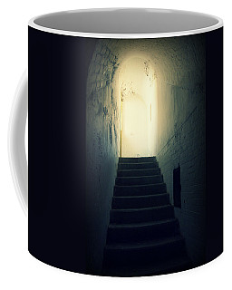 The Light At The Top Of The Stairs Coffee Mug