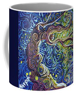 The Light Of Love Is All Coffee Mug