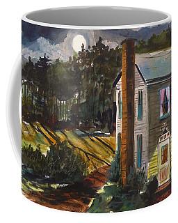 The Light Over The Door Coffee Mug by John Williams