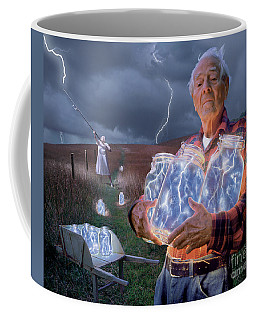 The Lightning Catchers Coffee Mug