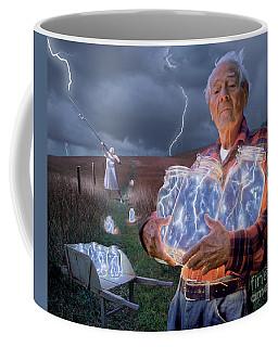 Lightning Coffee Mugs