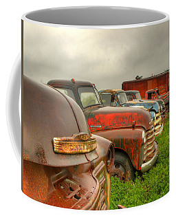 The Line Up 1 Coffee Mug