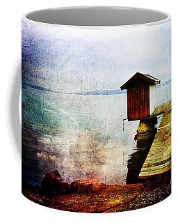 The Little Bath House Coffee Mug