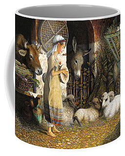 The Little Drummer Boy Coffee Mug