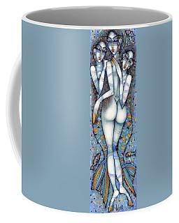 the little mermaids of Andersen Coffee Mug