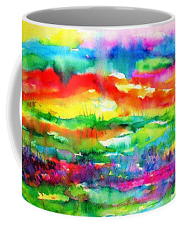 The Living Desert Coffee Mug