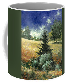 The Lone Fir Coffee Mug