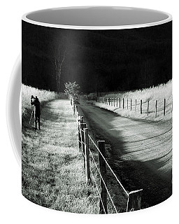 The Lone Photographer Coffee Mug