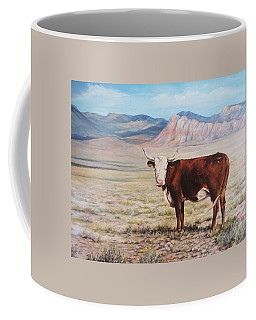 The Lone Range Coffee Mug