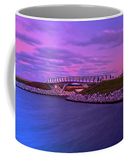 The Lonely Bridge Coffee Mug by Jonah  Anderson