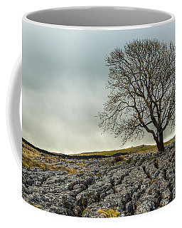 Coffee Mug featuring the photograph The Lonely Tree by Susan Leonard