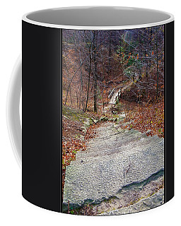 The Long Lonely Trail... Coffee Mug
