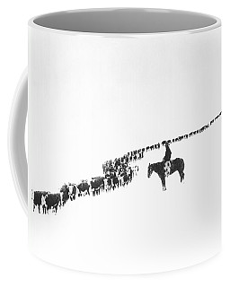 The Long Long Line Coffee Mug