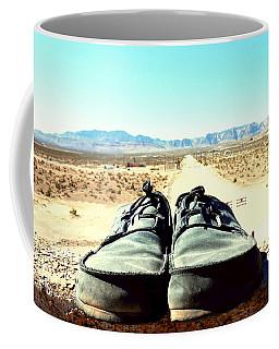 The Long Way Home Coffee Mug