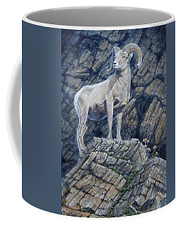 The Look Out Coffee Mug