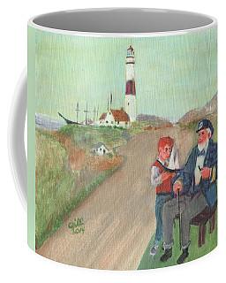 The Lore Of The Sea Coffee Mug