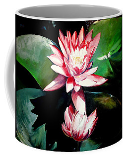 The Lotus Coffee Mug