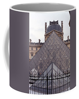 The Louvre Coffee Mug