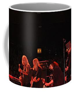 The Lynyrd Skynyrd Guitar Army Coffee Mug