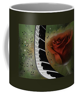 The Magic Of Love And Music Coffee Mug