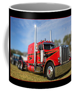 The Majestic Coffee Mug by Keith Hawley