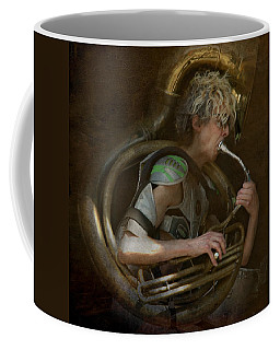 The Man - The Tuba Coffee Mug
