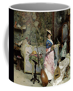 The Mandolin Shop Coffee Mug