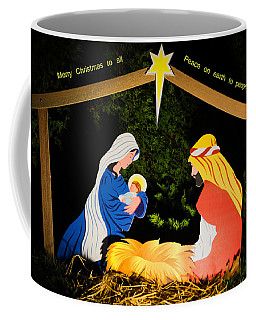 O Holy Night Coffee Mug