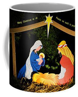 O Holy Night Coffee Mug by Kenneth Cole