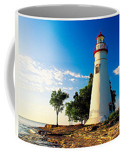 The Marblehead Light Coffee Mug