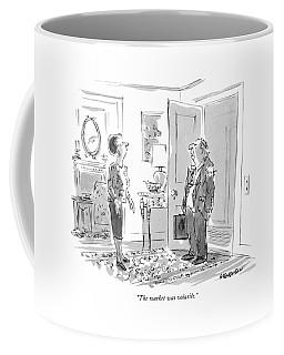 The Market Was Volatile Coffee Mug