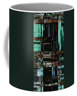 The Matrix 3 Coffee Mug