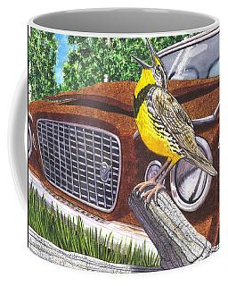 The Meadowlarks Coffee Mug