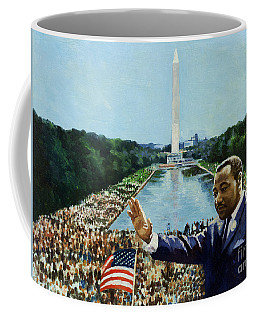The Memorial Speech Coffee Mug