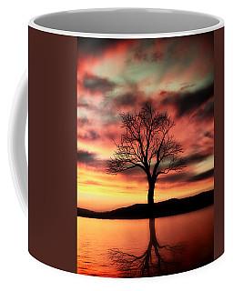 The Memory Tree Coffee Mug by Ally  White