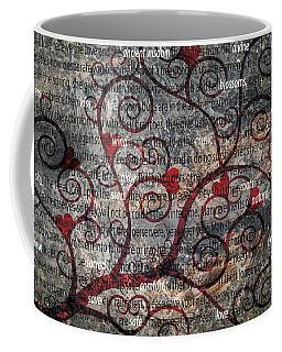 The Message Tree Coffee Mug