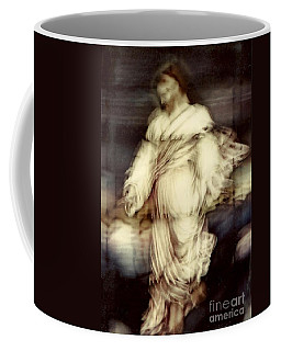 Coffee Mug featuring the photograph The Metamorphosis Of A Resurrection    by Michael Hoard