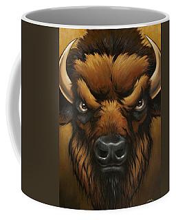 The Mighty Bison Coffee Mug