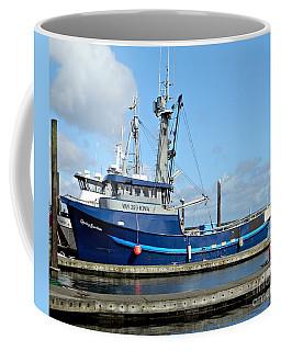 The Mighty Blue Coffee Mug