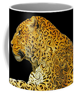 The Mighty Panthera Pardus Coffee Mug
