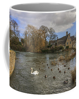 The Millhouse At Fairford Coffee Mug