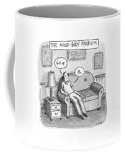 The Mind Body Problem Coffee Mug