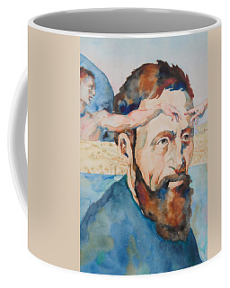 The Mind Of Michelangelo Coffee Mug