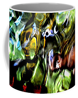 Coffee Mug featuring the photograph The Mind's Eye  by Deena Stoddard