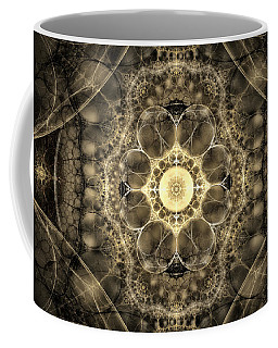 The Mind's Eye Coffee Mug by GJ Blackman