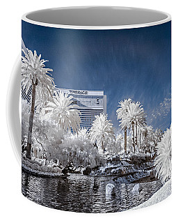 The Mirage In Infrared 1 Coffee Mug