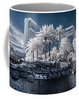 The Mirage In Infrared 2 Coffee Mug